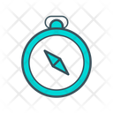 Compass Navigaation Tool Direction Tool Icon