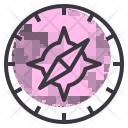 Compass Military Device Icon
