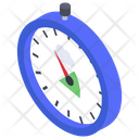 Speedometer Compass Navigational Icon