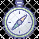Compass Navigation Compass Rose Icon