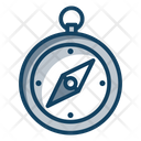 Compass Rose Navigation Compass Gps Icon