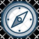 Compass Navigation Rose Compass Icon