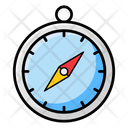 Compass Navigation Compass Windrose Icon