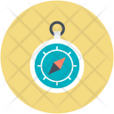 Compass Directional Cardinal Icon