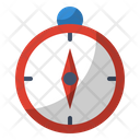 Compass Location Navigation Icon