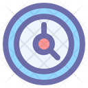 Compass Direction Discovery Icon