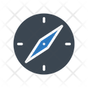 Navigation Compass Direction Icon
