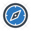 Direction Compass Navigation Icon