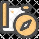 Compass Gps Cursor Icon