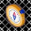 Alpinism Burner Camp Icon