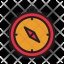 Arrow Compass Direction Icon