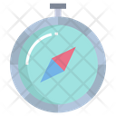 Artboard Compass Derection Icon