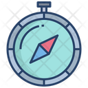 Compass Direction Nevigation Icon