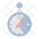 Compass Direction Geography Icon