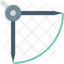 Compass Divider Drawing Icon