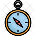 Compass Directional Tool Gps Icon