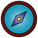 Compass Guide Navigate Icon