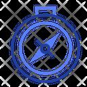 Compass Navigation Location Icon
