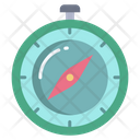 Compass Direction Map Icon
