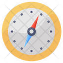Navigation Compass Gps Directional Instrument Icon