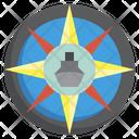 Compass Maps Location Icon