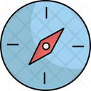 Compass Dashboard Directional Icon
