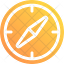 Compass Direction Tool Icon