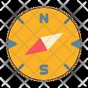 Compass Explore Location Icon