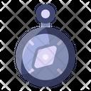 Compass Snow Winter Icon
