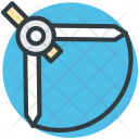 Compass Geometry Tool Icon