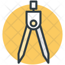 Compass Tool Geometry Icon