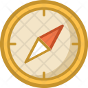 Compass Find Direction Icon