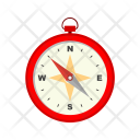 Compass Tool Direction Icon