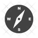 Compass Device Direction Icon