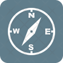 Compass Direction Equipment Icon