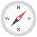 Compass Direction Directiontool Icon