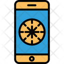 Compass App Map Navigation Mobile Compass Icon