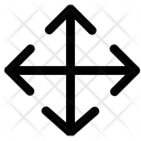 Arrows Compas Arrow Icon