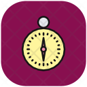 Compass Direction Location Icon
