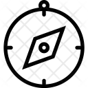 Compass Gang Crime Icon