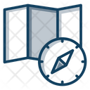 Compass Map Icon