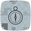 Compass Paint Map Icon