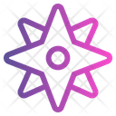 Compass Scale Geometry Geometry Equipment Icon