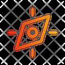 Compass Shiny Icon