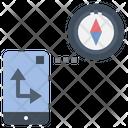 Compasses Sensor Direction Map Navigate Icon