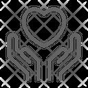 Compassion Love Care Icon