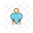 Compassion Feelings Heart Icon