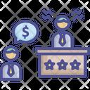 Compensation Icon