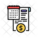Compensation Law Dictionary Icon