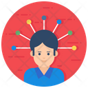 Competence Skillful Person Ability Icon
